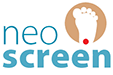 neoscreen logo without background png